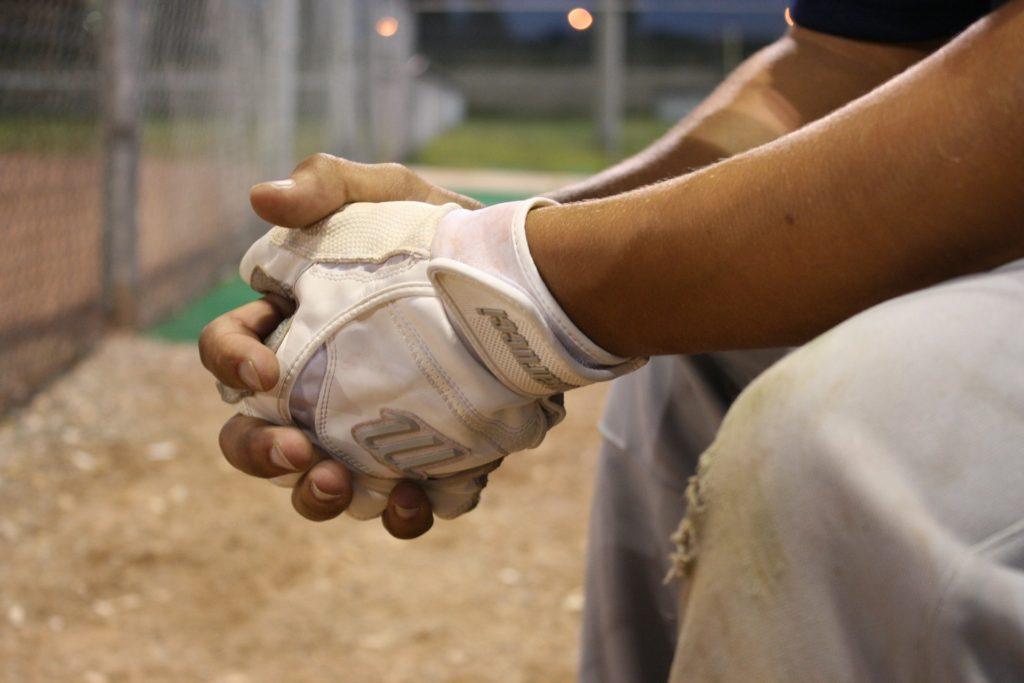 What sport favors left-handers more?