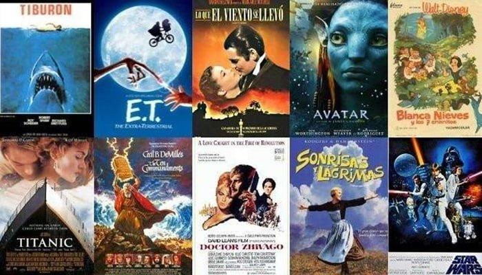 The highest-crossing movies of all time