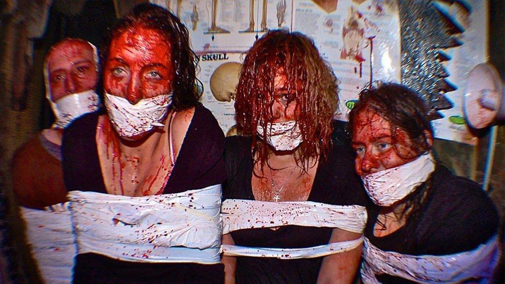 McKamey Manor: La casa de terror más extrema