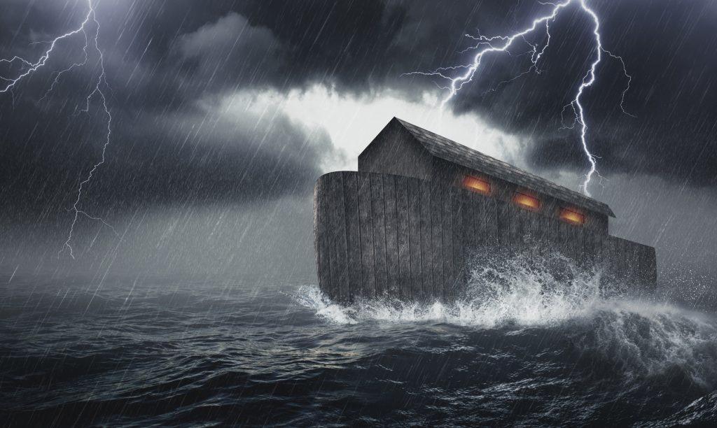 ¿Hubo realmente un diluvio universal?