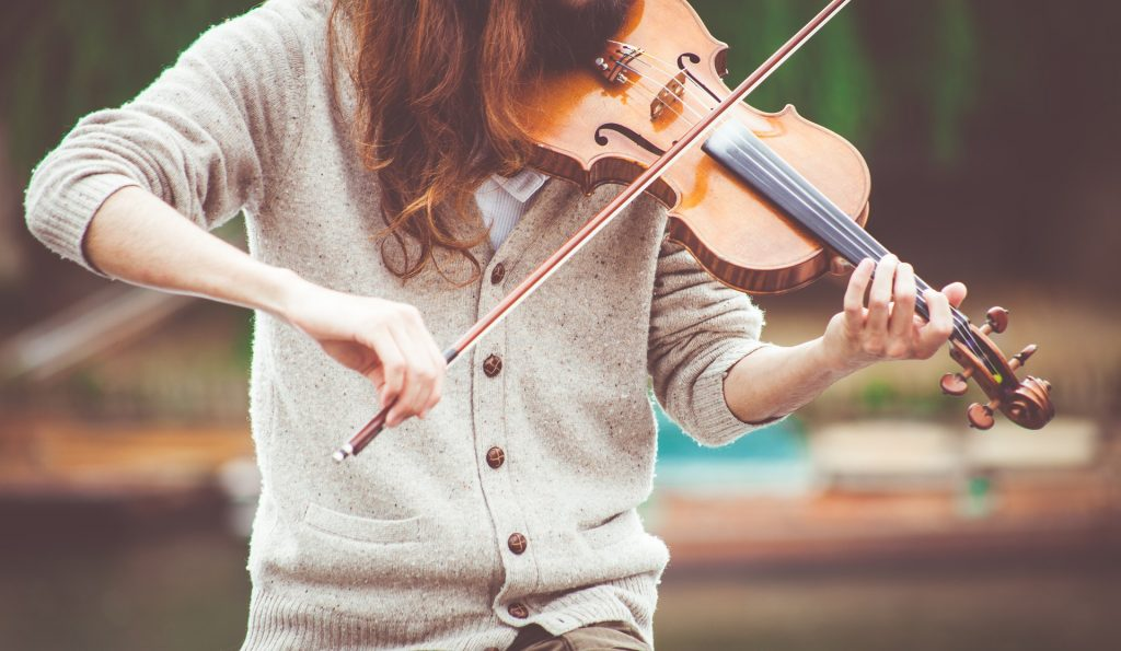 What benefits of playing an instrument?
