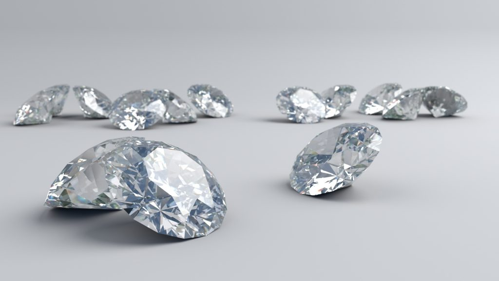 Los diamantes