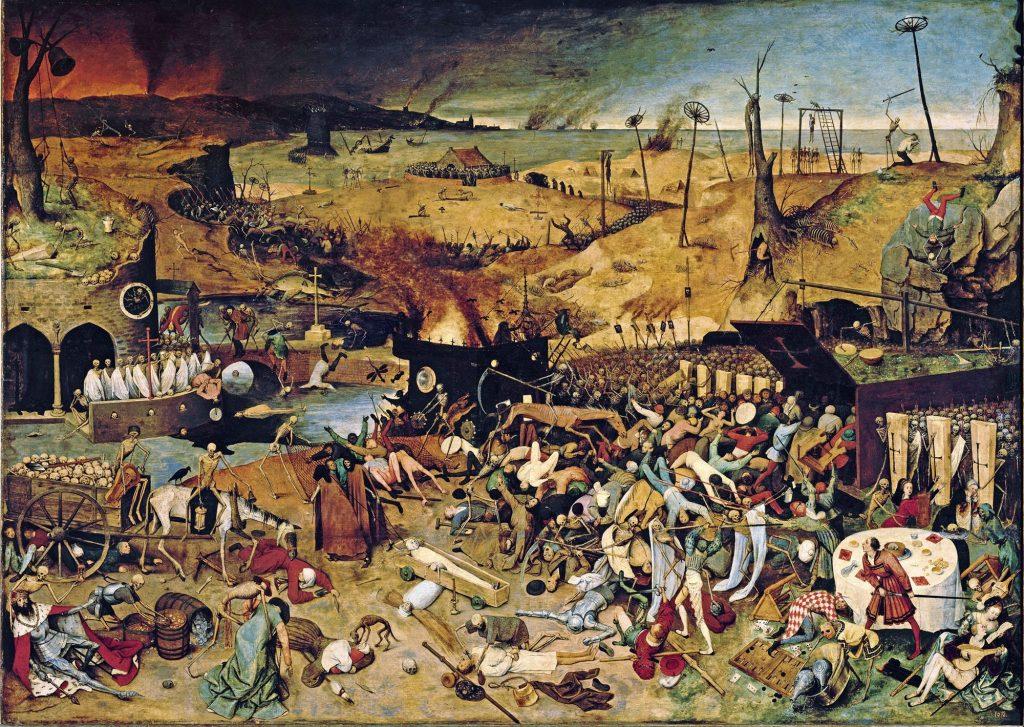 La peste negra, la epidemia más mortífera de Europa