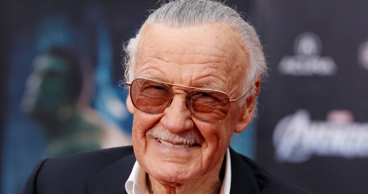 Who was: Stan Lee?