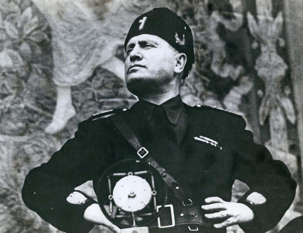 ¿Quién fue: Benito Mussolini?
